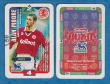 Middlesbrough Alan Moore S97